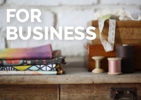 For Business - print on fabrics. Cotton, Bamboo, Linen