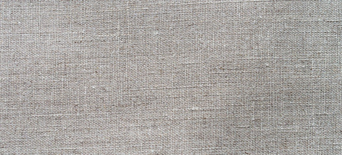 Printing on the natural linen
